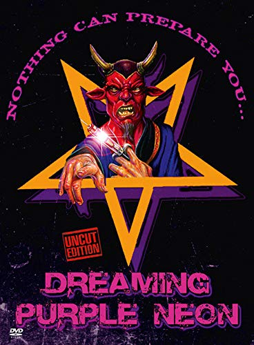 Dreaming Purple Neon - Uncut Edition - Mediabook limitiert auf 333 Stück (Cover B)