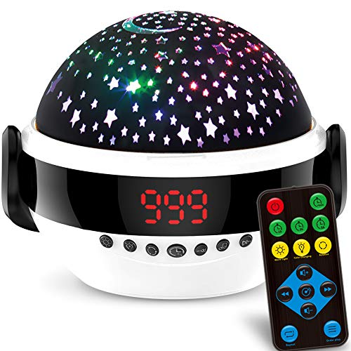 Star Projector Night Light for Kids Gifts for 1-12 Years Old Boys Girls Sleep Helper, Projection...