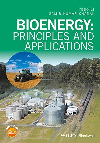 Bioenergy: Principles and Applications (English Edition)