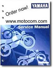 ULIT-11616-19-78 Used 2006-2007 Yamaha YZF-R6 Motorcycle Service Manual