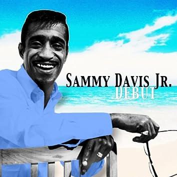 Sammy Davis Jr. Debut