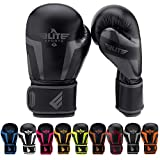Elite 10 Oz Boxing/Kick Boxing Gloves for Adults or Kids...