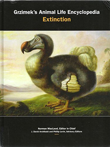 Download Grzimek's Animal Life Encyclopedia: Exintction 1414490690