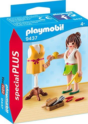 PLAYMOBIL  Diseñadora Juguete Multicolor