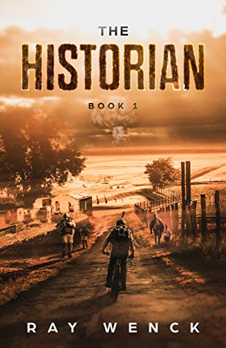 The Historian by Ray Wenck ebook deal
