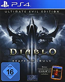 Diablo III - Ultimate Evil Edition (B00BJ3CYVA) | Amazon price tracker / tracking, Amazon price history charts, Amazon price watches, Amazon price drop alerts