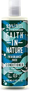 Faith in Nature Natural Fragrance Free Conditioner 13.5floz
