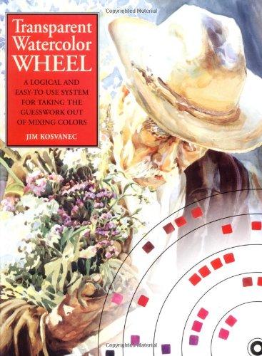 Transparent Watercolor Wheel