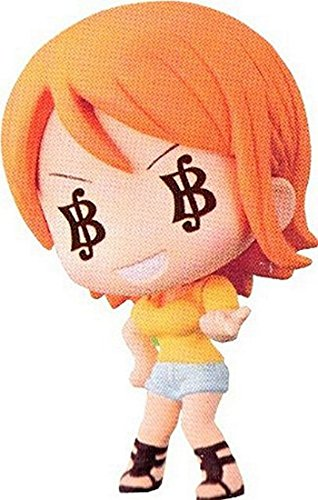 One Piece Deformaster Series 2 Petit Trading Figures w/ Base-2.5\