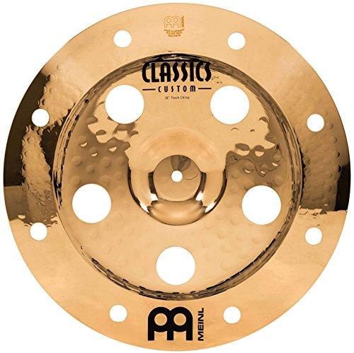 Meinl Cymbals CC16TRCH-B Classics Custom - Platillo trash
