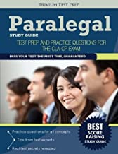 Paralegal Study Guide: Test Prep and Practice Questions for the CLA-CP Exam