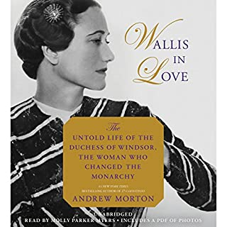 Wallis in Love audiobook cover art