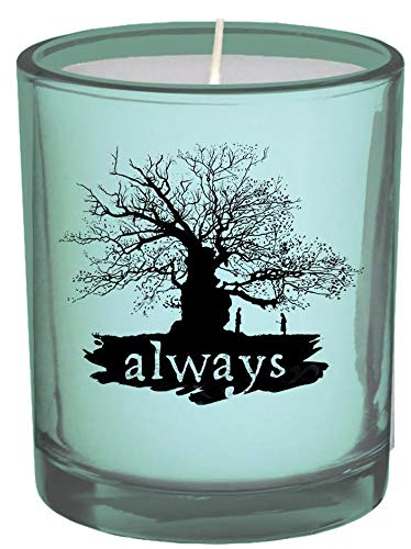 Harry Potter: Always Glass Votive Candle
