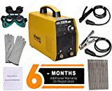 BMB Shakti Technology Inverter Welding Machine ARC-200N with All Accessories Cable Set, Welding