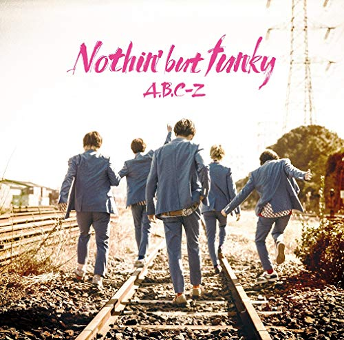 Nothin' but funky(通常盤)(特典なし)