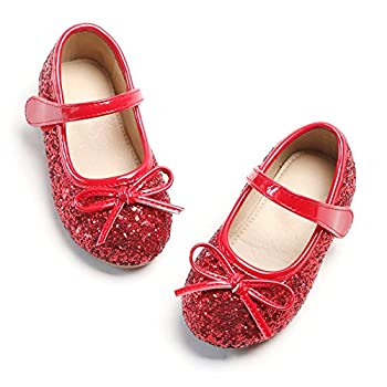 Best girls red glitter shoes Reviews
