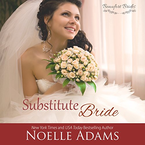 Substitute Bride audiobook cover art