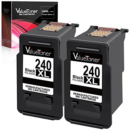 Valuetoner Remanufactured Ink Cartridge Replacement for Canon 240 XL