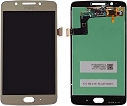 MobiSpare® LCD Display with Touch Screen Digitizer Combo Compatible for Moto G5 - Gold