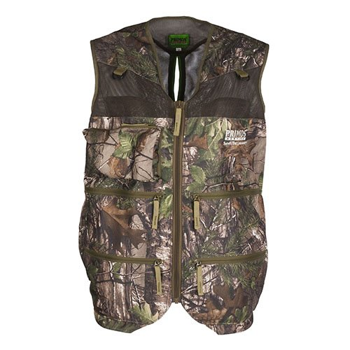 Primos Hunting 65733 Gen II Bow Vest, X-Large/2XL, Realtree Xtra Green