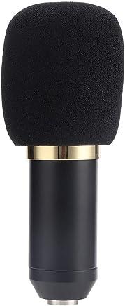 Wendry Microfono, Cavo di Registrazione Karaoke Microfono, capacità cablata Online Karaoke Microfono di Registrazione dal Vivo, microfoni dinamici vocali, Microfono per Computer(Nero) - Trova i prezzi più bassi