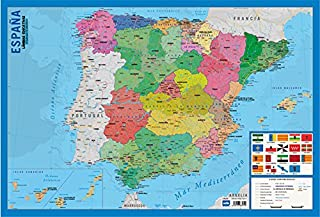 Mejor Mapa De Comunidades Autonomas de 2021 - Mejor valorados y revisados