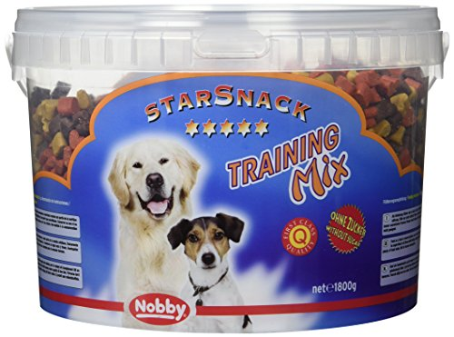 "Nobby STARSNACK ""Training Mix"" Eimer 1,800 g"