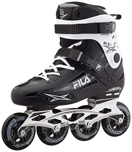 Fila Herren Houdini Evo Inline Skate, schwarz/weiß, 9.5