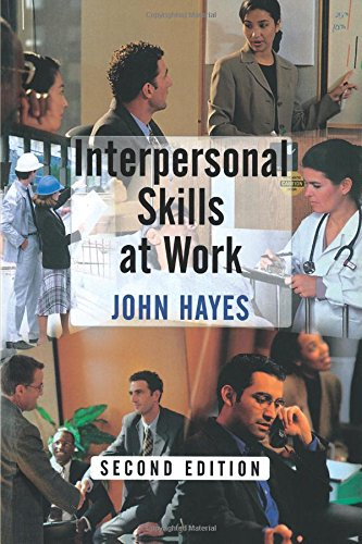 Interpersonal Skills at Work