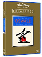 Walt Disney Treasures - Oswald Il Coniglio Fortunato (2 Dvd) [Italian Edition]