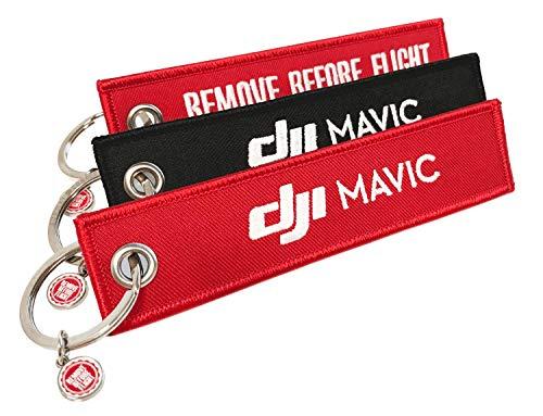 DJI-Anhänger 'MAVIC' - Remove Before...