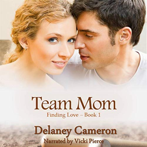 Team Mom cover art