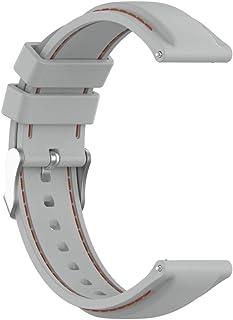 Dalin - Cinturino di ricambio in silicone per orologio da polso TicWatch Pro 3, 22 mm