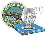 Cultica Christmas Vacation Moose Mug Shot Mini Likörglas aus Kunststoff Schöne Bescherung