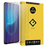 CENTAURUS Replacement for Vivo Nex Soft Hydrogel Screen Protector, (3 Pack) Ultra-Thin High Sensitivity Water Resistant Clear Full Coverage LCD Screen Protector Film fit Vivo Nex (Not Tempered Glass)