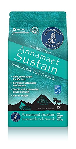 Annamaet Grain-Free Sustain Formula Dry Dog Food