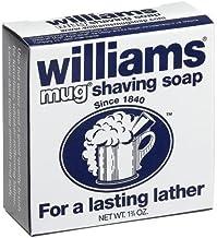 Williams Mug Shaving Soap - 1.75 Oz (Pack of 12) by Williams