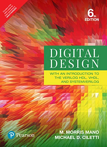 Digital Design, 6/e [Paperback] M. Morris Mano