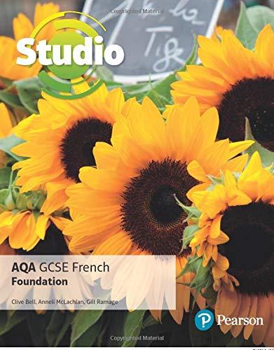 Studio AQA GCSE French Foundation