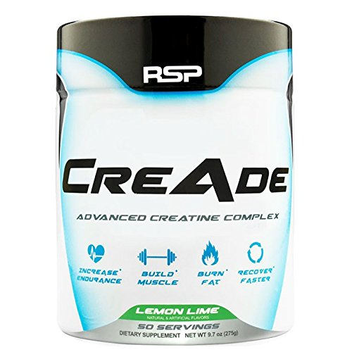CreAde by RSP Nutrition review