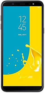 Samsung Galaxy J8 SM-J810F Akıllı Telefon, 64 GB, Siyah (Samsung Türkiye Garantili)