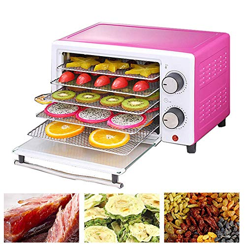 Best Price! Fruit Dryer Food Dehydrator Machine Household Small Automatic Food Drying Box for Fruit ...