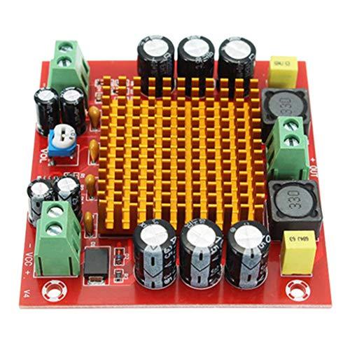 perfk TPA3116DA Digital Audio Mono-Power Verstärker Board Class D Kern BTL Modus Leistungsverstärker AMP für Lautsprecher, 150W