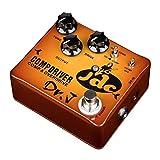 DR.J - JGC Compresor Overdrive efectos de guitarra pedal Modelo de la firma