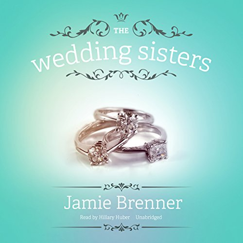 The Wedding Sisters audiobook cover art