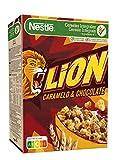 Cereales Nestlé Lion - 1 paquete de 400 g