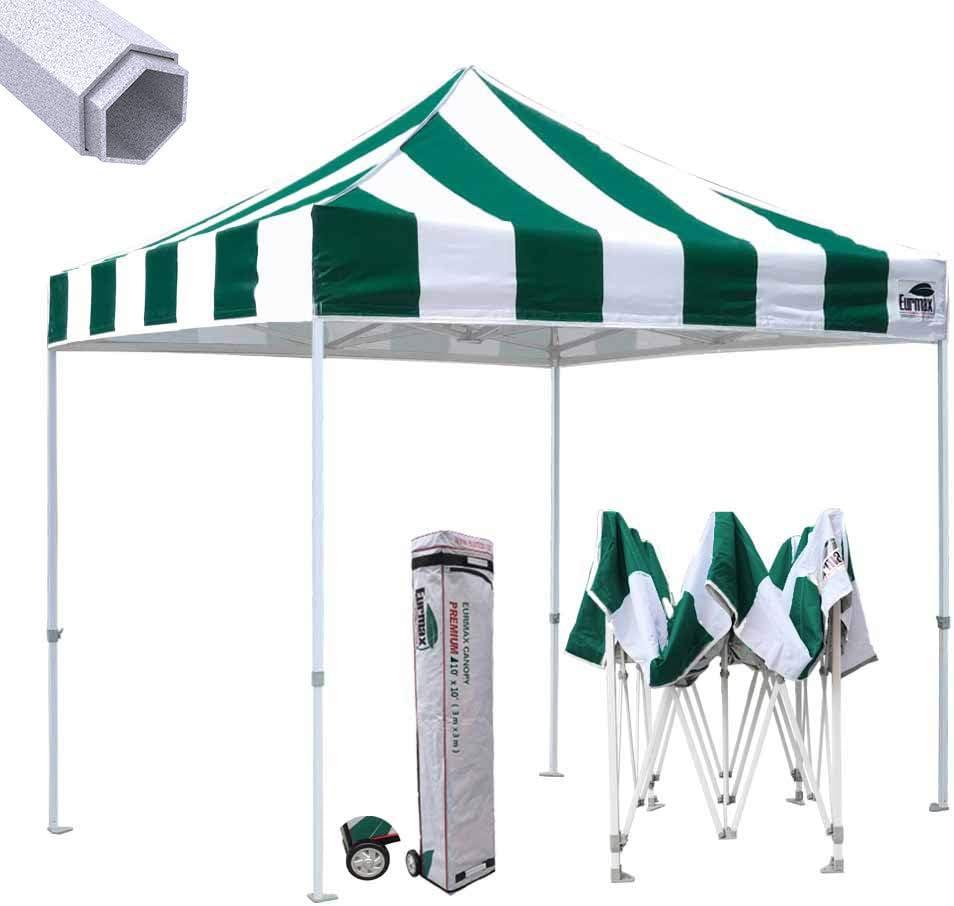 Eurmax Premium 10'x10' Ez Pop-up Commerci Tent Super sale period limited Canopy Award Party