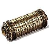 Da Vinci Code Mini Cryptex Lock Anniversary Valentine's Day Romantic...