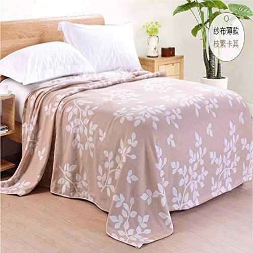 Dunne dekens dekens beddengoed dekbed lakens spreien dutje airconditioning TV bank kinderslaapkamer slaapkamer bed balkon woonkamer stoel gaas