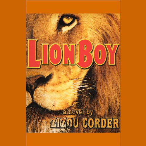 Lionboy cover art
